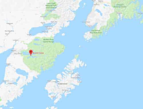 Pilot Uninjured in Naknek Lake Aircraft Flip