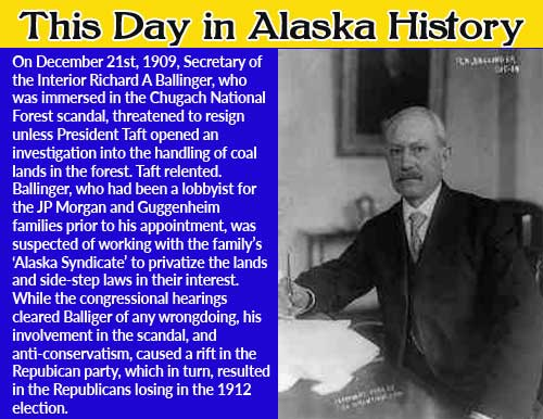 December 21st, 1909