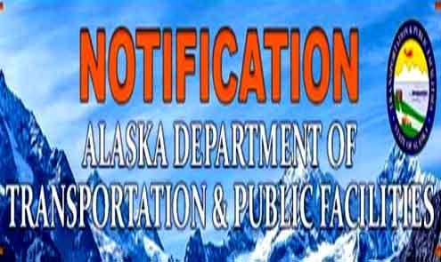 AKDOT&PF Sites Down for Maintenance Saturday