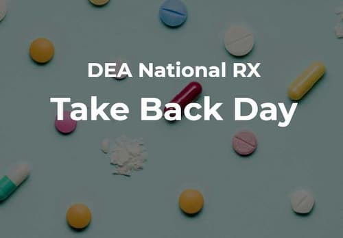 DEA and Partners Hold 17th National Prescription Drug Take-Back Day