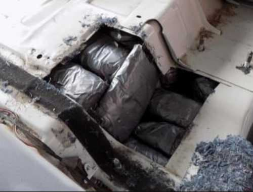 Lukeville Customs and Border Patrol  Officers Seize Combination of Drugs