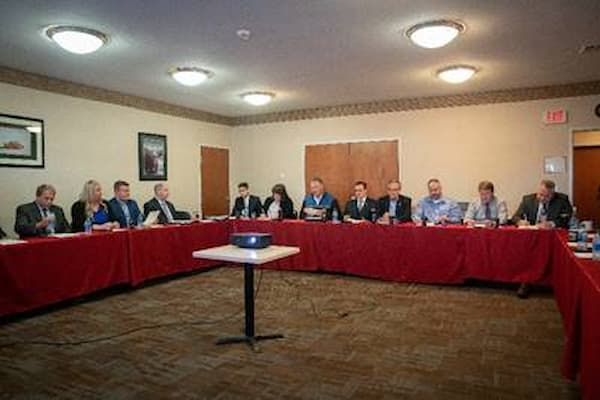 Governor Dunleavy Visits the Kenai Peninsula for Cabinet Meeting