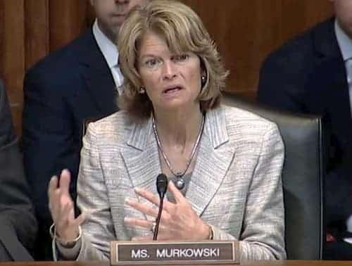 Murkowski Questions FEMA Leadership on Earthquake Recovery Efforts