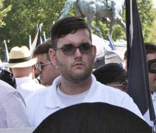Motorist at Charlottesville Rally Charged with Hate Crimes