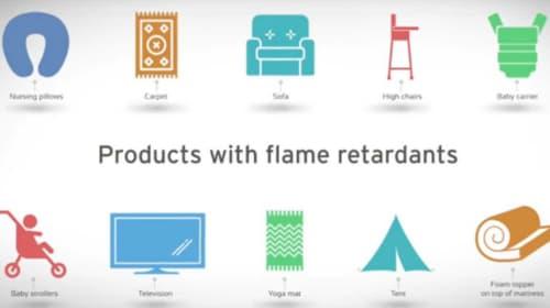 Vinyl Flooring, Flame-retardant Foam Expose Children to Harmful SVOCs