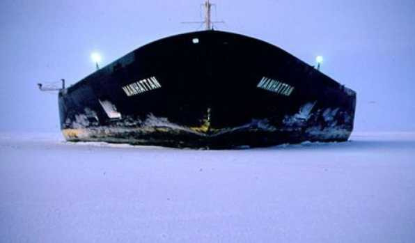 The Man who Broke through the Northwest Passage