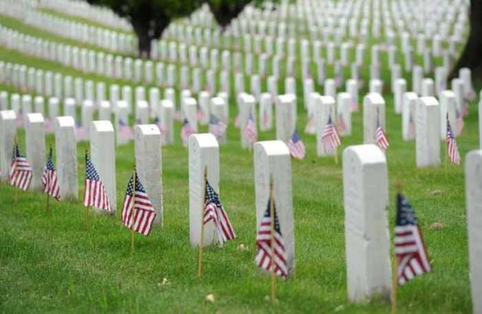 US Honors Its War Dead on Memorial Day