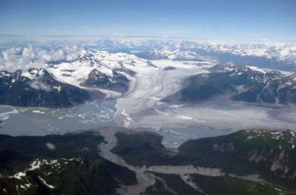How Many Alaska Glaciers? There's No Easy Answer