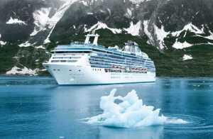 Princess Cruise cruise ship Island Princess. Image-Princess Cruise