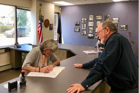 Congressman Don Young Files for Re-Election as Congressman for All Alaska