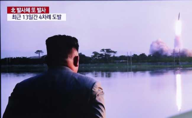 North Korea Launches More Ballistic Missiles, Slams Joint Military Drills