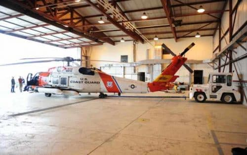 Coast Guard Demobilizes Forward Operating Location in Kotzebue, Moves to Utqiagvik