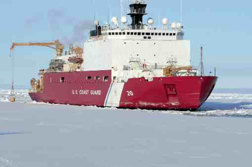 Seattle-based U.S. Coast Guard Icebreaker Returns Home Following 3-month, 14,000 Nautical-mile Arctic Deployment