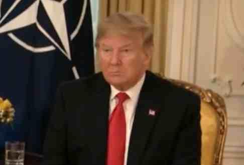 Trump Begins NATO Summit with Criticism, Promises