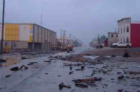 Study Shows Stronger Winds in Store for Northwestern Alaska