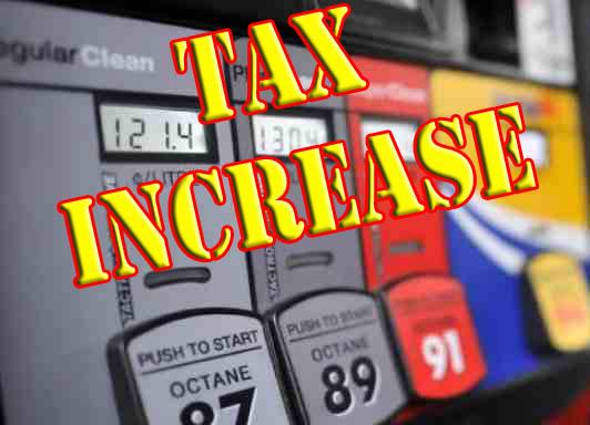 Alaska Senate Adopts Increase to Motor Fuel Tax