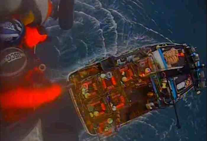 Coast Guard Medevacs Fisherman Injured 170 Miles Southwest of Kodiak