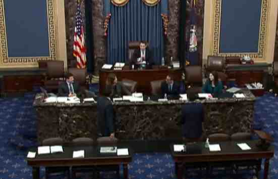 GOP Senate Trio Threatens to Delay Stimulus Bill Because Unemployment Benefits Amid Pandemic Are Too Generous