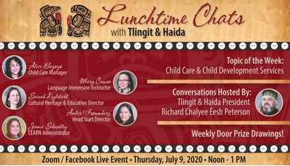 Lunchtime Chats with Tlingit & Haida