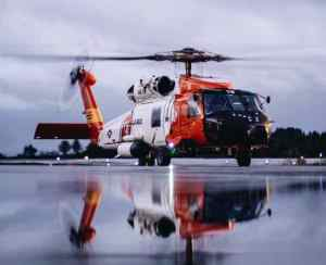 Photo courtesy of Coast Guard Air Station Sitka.