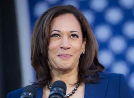 Biden Picks Senator Kamala Harris as His Running Mate