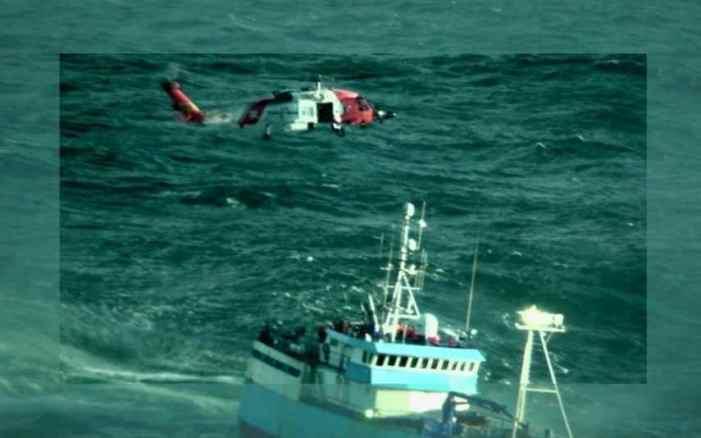 Coast Guard medevacs man 170 miles northwest of Saint Paul Island, Alaska