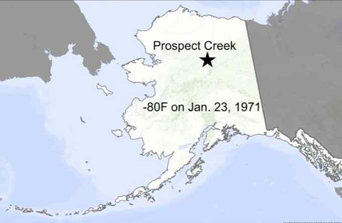 Alaska's All-Time Cold Record turns 50