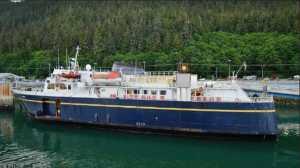 MV LeConte at Auke Bay - AMHS | SolDuc Photography | Flickr