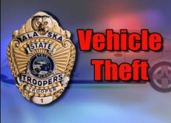 Disagreement over Stolen Pickup Leads to Delta Junction Man's Arrest