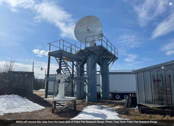 NASA crews plan busy summer at Poker Flat Research Range