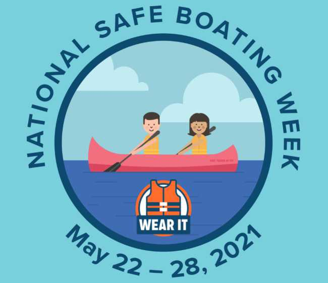 Coast Guard, Auxiliary announce National Safe Boating Week in Alaska