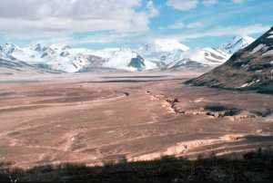 Valley of Ten Thousand Smokes, Katmai National Park and Preserve, southern Alaska. Image-R. McGimsey/U.S. Geological Survey