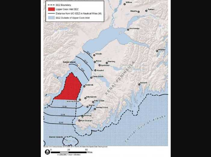 NOAA Fisheries Seeks Public Input on Proposal to Close Commercial Salmon Fishing in the Cook Inlet EEZ