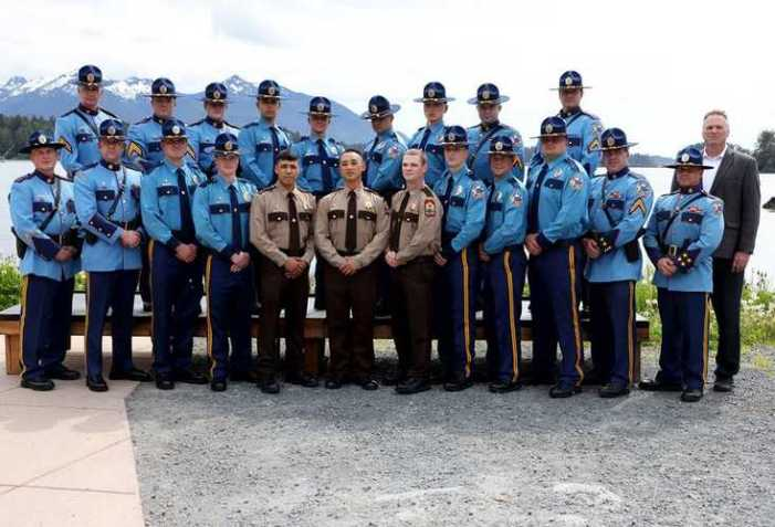 Public Safety Academy to Graduate 21 New Law Enforcement Officers