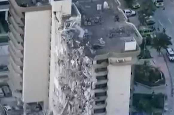10 Bodies Recovered, 151 Still Missing from Wreckage of Miami Building