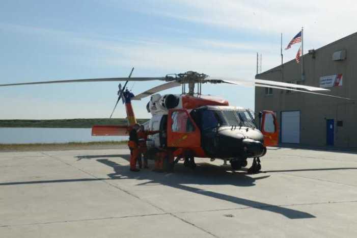 Coast Guard opens seasonal forward operating location in Kotzebue