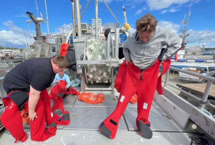 Coast Guard Marine Safety Task Force returns from Bristol Bay deployment