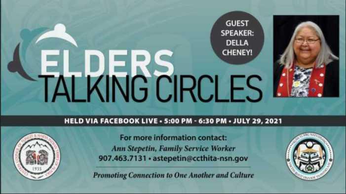 Elders Talking Circle Featuring Della Cheney