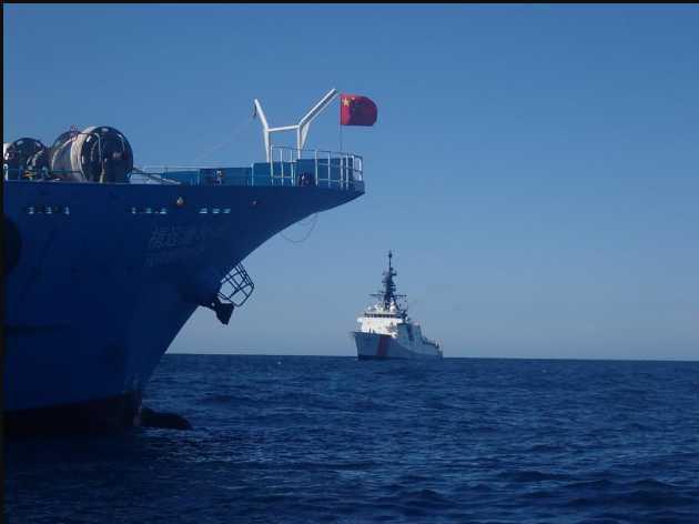 US Coast Guard Partner Agencies  Uncover 450 Shark Fins in North Pacific Boardings
