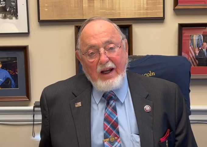 Congressman Don Young: Honor and Respect Alaska's Wild Game; Use Every Part of the Animal