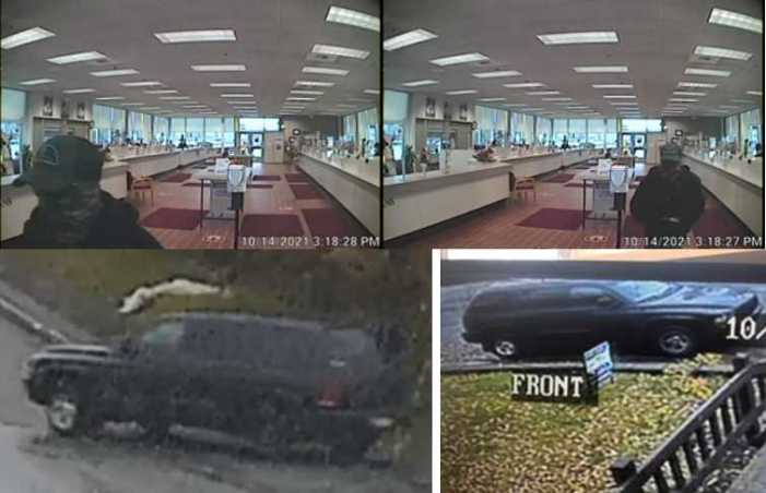 FBI Seeking Information related to Anchorage Bank Robbery