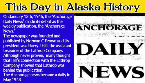 January 13th, 1946