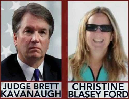 Kavanaugh, Ford in High Stakes Senate Testimony