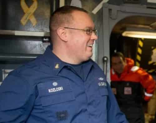 Coast Guard Releases Results of Investigation Into the Death of a Cutter Hickory Crewmember