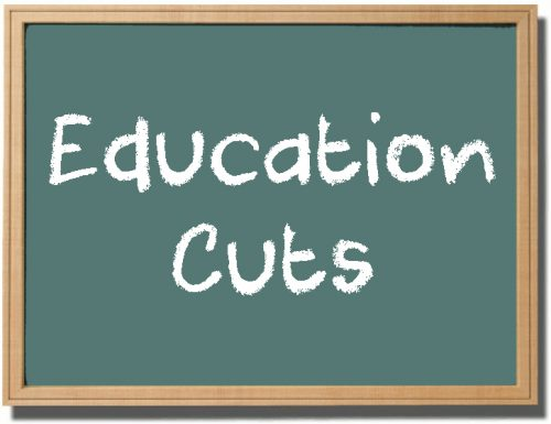 Proposed Cuts to Public Education Funding Dangerous and Unacceptable