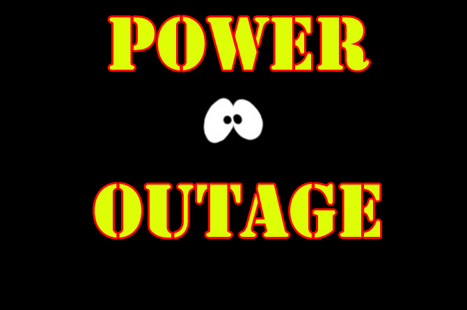 Talkeetna Thanksgiving Power Outage after Motorist Hits Pole