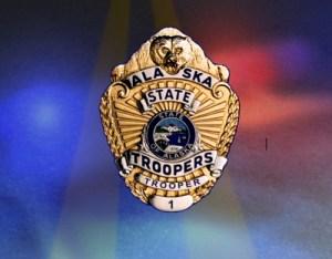 trooper road accident