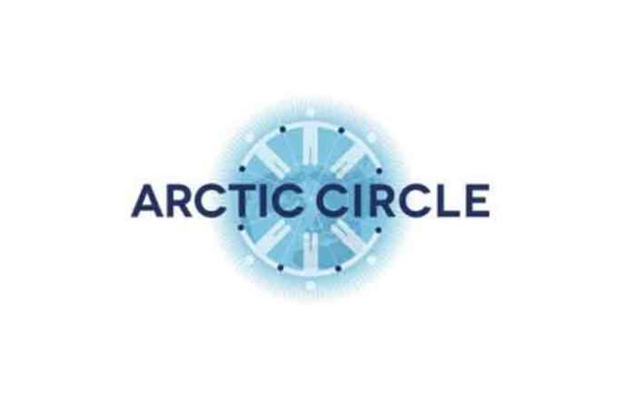 Ban Ki-Moon and Nicola Sturgeon at the Arctic Circle