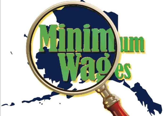 Alaska Minimum Wage will increase in 2021