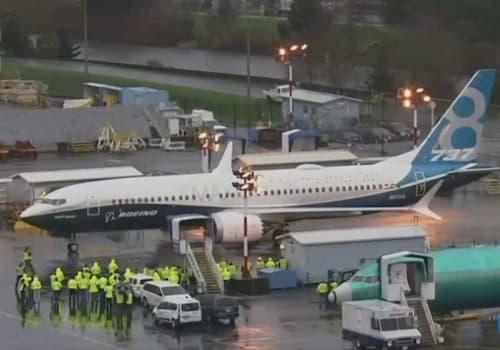 US Bucks Calls on Grounding Boeing Max 8 Jetliner